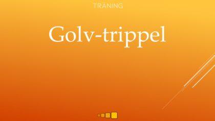 golv-trippel